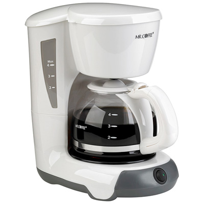 Macgyvering the coffee rott i tude for Small apartment coffee maker